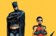 Dick and Damian, Robin and Robin